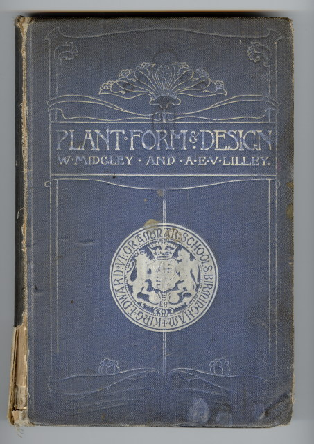 Plant Forms & design (Midgley W and Lilley AE 1907).