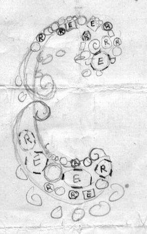 Sketch for ear piece